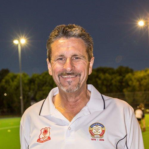 John Davis - Club President