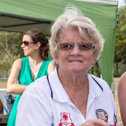 Mrs Jenny Tidey OAM - Club Patron